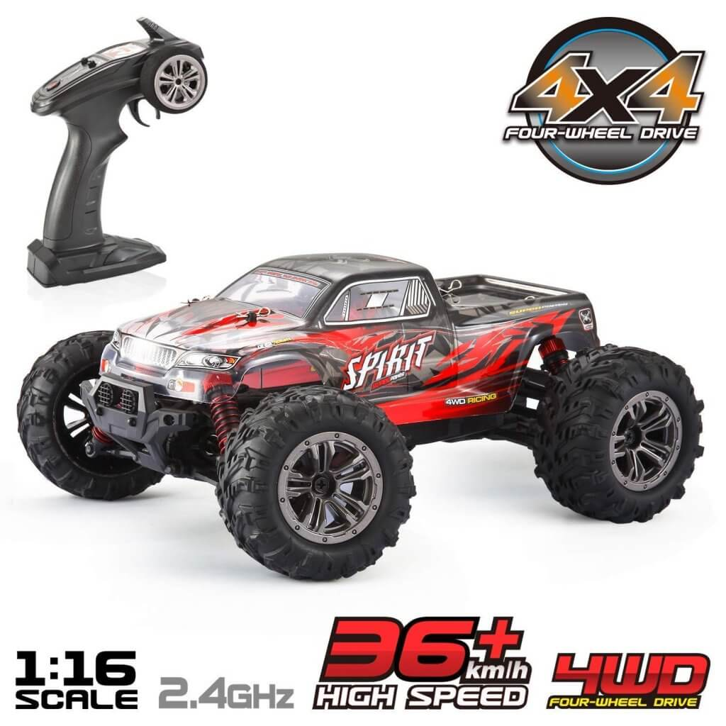 voiture rc brushless