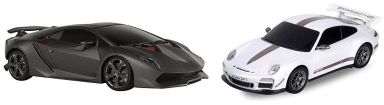 comparatif voiture de course télécommandée